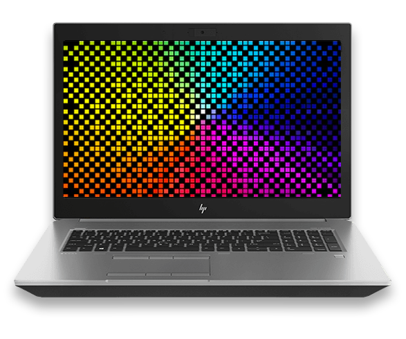 Zbook 17 product image
