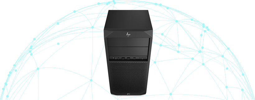 HP Z2 SFF workstation and security