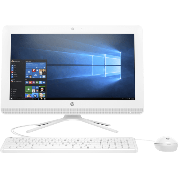 HP All-in-One - 20-c407d