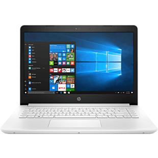 HP Notebook - 14-bp104tx