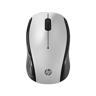 HP 201 Silver Wireless Mouse