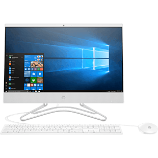 HP All-in-One - 22-c0001d