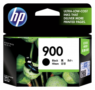 HP 900 Black Original Ink Cartridge
