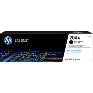HP 204A Black Original LaserJet Toner Cartridge