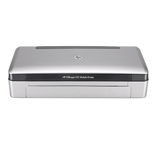 HP Officejet 100 Mobile Printer - L411a