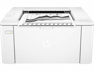 HP LaserJet Pro M102w Printer