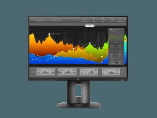 HP Z24nf 23.8-inch Narrow Bezel IPS Display