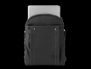 HP 14 Women Sling Black Backpack