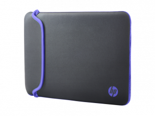 HP 11.6 Gray/Purple Neoprene Sleeve