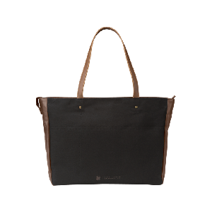 HP 14 Black Women Canvas Tote