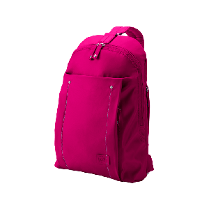 HP 14 Women Sling Pink Backpack