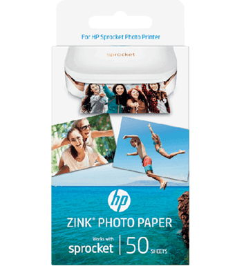 HP SPROCKET ZINK® PHOTO PAPER