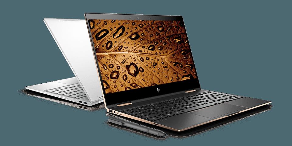 HP SPECTRE x360 โหมดสแตนด์