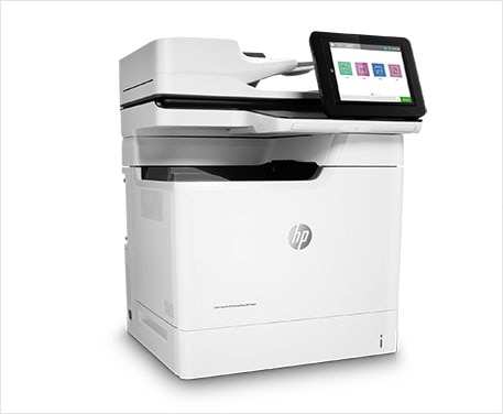 HP LaserJet Enterprise Flow MFP'ler