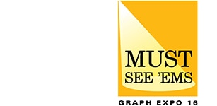 HP PrintOS receives a 2016 MUST SEE 'EM award for print management.
