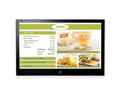 HP L7014 14-inch Wide Non-touch Monitor