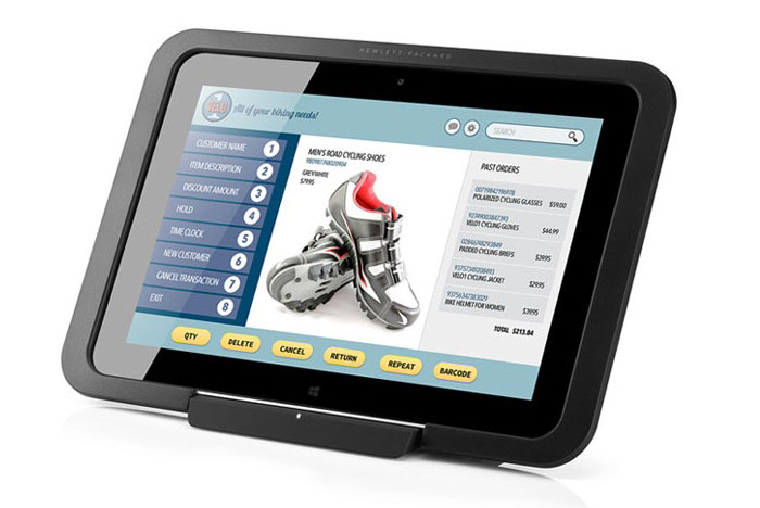 HP ElitePad Mobile Retail Solution*