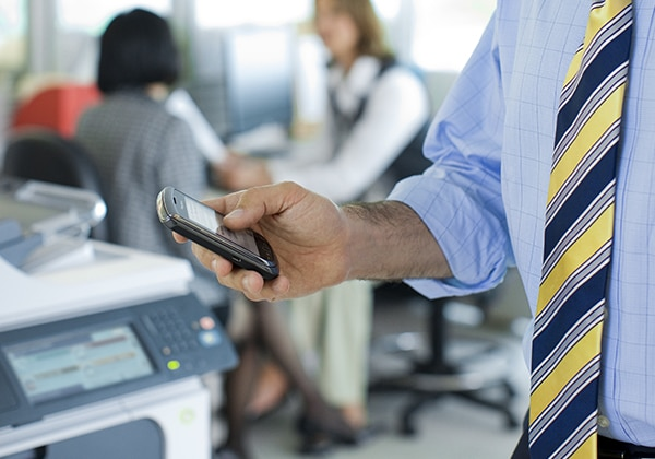 HP Secure Printing On Demand Solutions   HP® United Kingdom