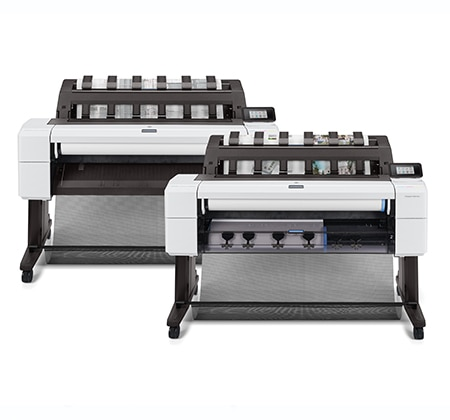 HP DesignJet T1600 Printer series products