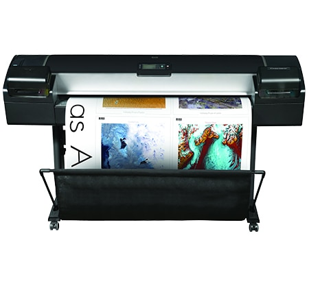 HP DesignJet Z5200 Photo Printer with photo