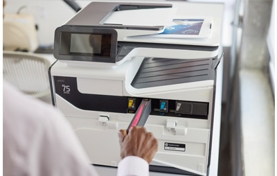 HP PageWide printer