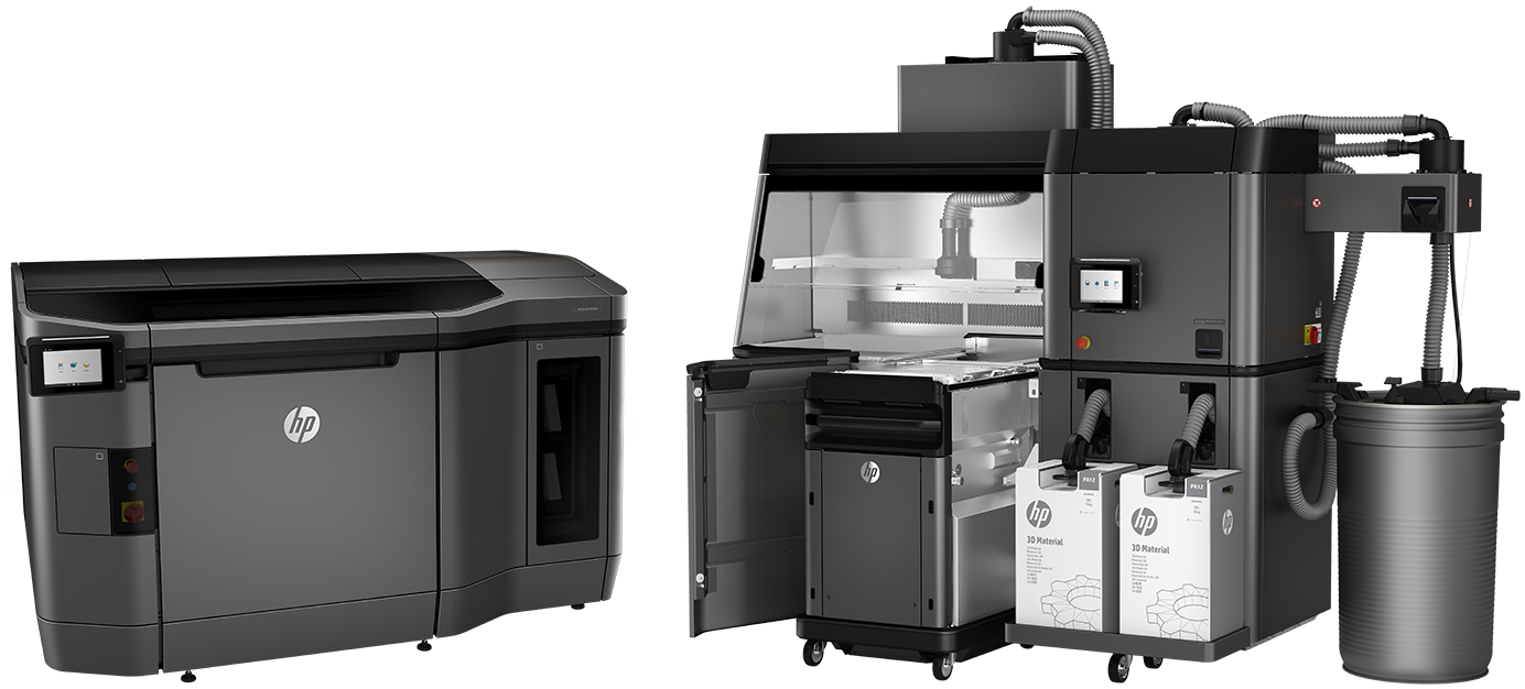 Meet the HP Jet Fusion 3D 4210/4200 Printing Solution