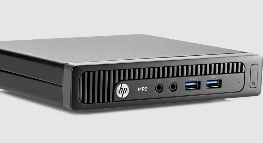 HP powerful retail system
