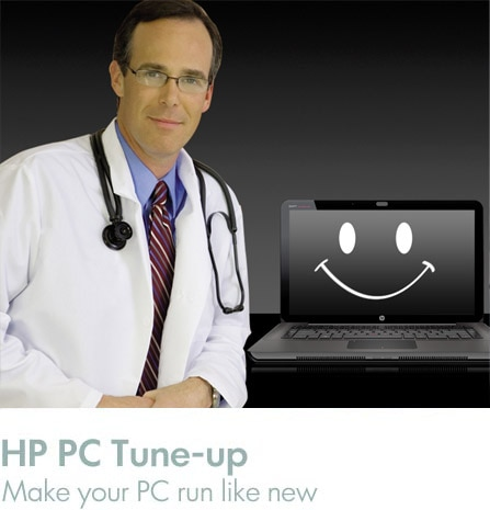 HP PC Tune-up - Make your PC run like new