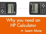 Why you need an HP Calculators
