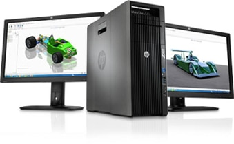 HP Z Workstations family