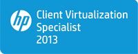 HP Client Virtualization Specialist