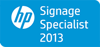 HP Signage Specialist