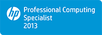 HP Professional Computing Specialist