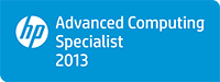 HP Advanced Computing Specialist