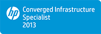HP Converged Infrastructure Specialist