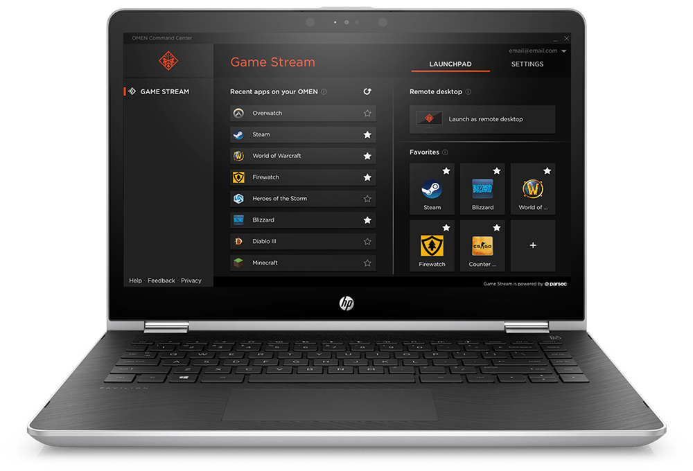 HP OMEN Game Stream | HP® Official Site