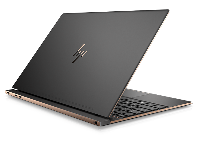 HP Spectre laptop design