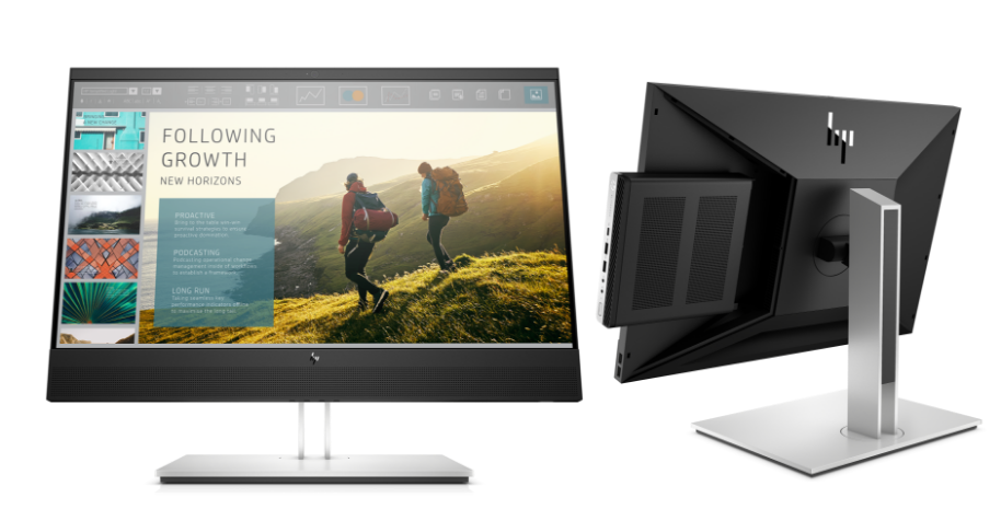 mini-in-one 24 display front and back views
