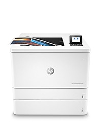 HP LaserJet Managed Flow MFP E82540z, center view, base unit, no paper