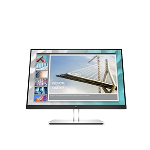 EliteDisplay E273m FHD monitor with webcam