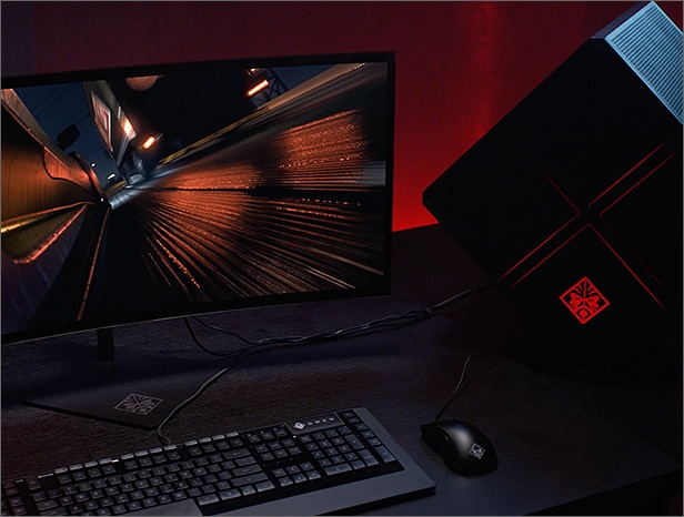 HP OMEN X Desktop 360 View