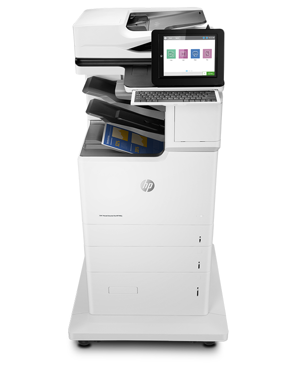 HP Enterprise printers have the world's strongest embedded device security