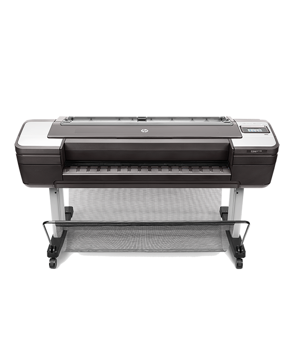 The world's most secure HP DesignJet printers include embedded device security features