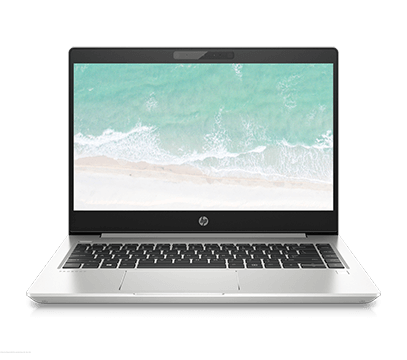 ProBook 440 G6 front facing view