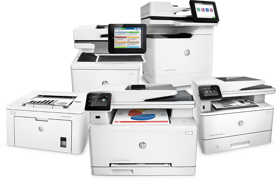 HP LaserJet Printer Family