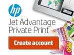 HP JetAdvantage Private Print