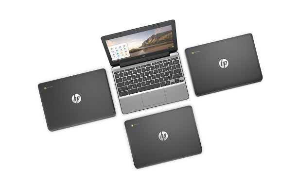 HP expands Chromebook lineup with touch to power your