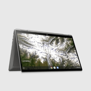 "14"" HP Chromebook x360"