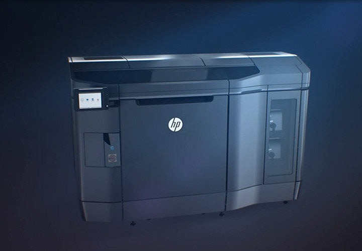 HP Multi Jet Fusion Introduction Video