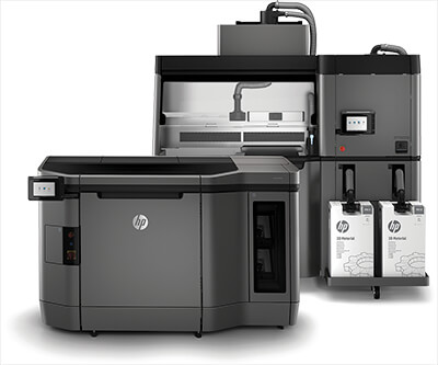 The HP Jet Fusion t3D Printing Solution
